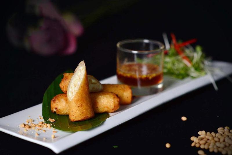 Dịch vụ tiệc chay Hai Thụy Catering - Bật mí cách lên thực đơn cưới theo phong cách ẩm thực chay